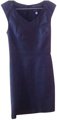 Ikks Black Cotton - elasthane Dress for Women