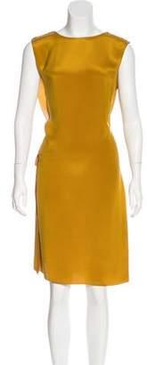 Lanvin 2015 Silk Dress w/ Tags