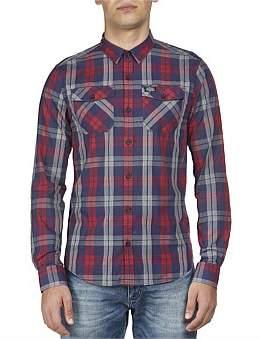 Superdry Washbasket L/S Shirt