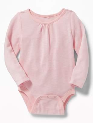 Old Navy Plush-Knit Bodysuit for Baby