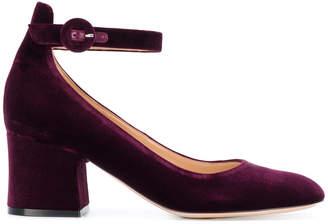 Gianvito Rossi Greta mid-heel pumps
