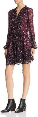 Paige Sonoma Printed Silk Dress