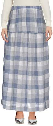 Rose' A Pois Long skirts