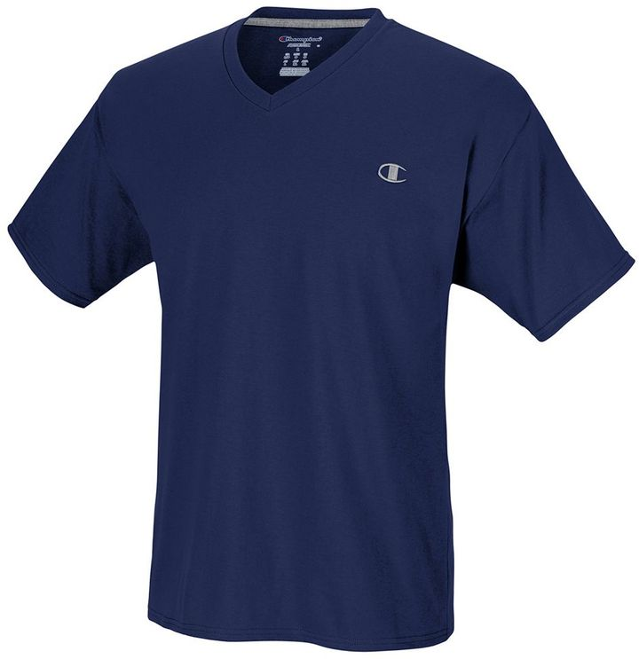 Men's Champion Solid Tee