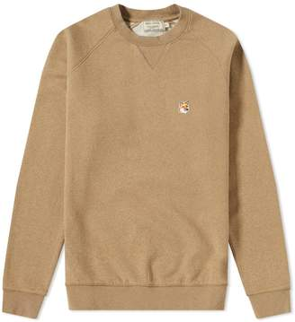 MAISON KITSUNÉ Fox Head Patch Sweater