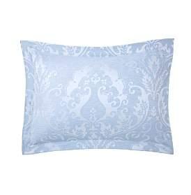 Yves Delorme Neptune Standard Pillow Case 50 x 75