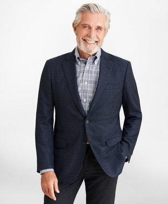 Brooks Brothers Madison Fit Check Sport Coat