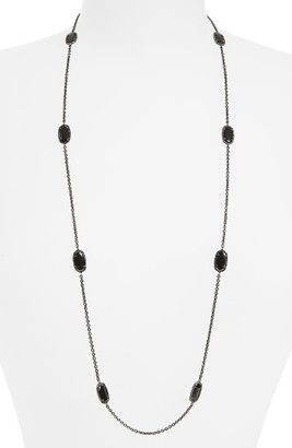 Women's Kendra Scott 'Kelsie' Station Necklace $95 thestylecure.com