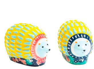 Anthropologie Sisi Hedgehog Salt & Pepper Shakers