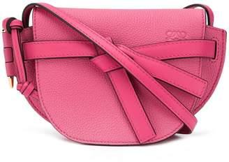Loewe knotted cross-body bag