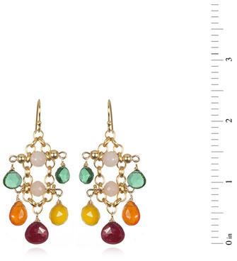 Wendy Mink Empress Earrings