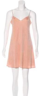 Laundry by Shelli Segal Sleeveless Mini Dress