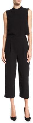 Diane von Furstenberg Tali Popover Sleeveless Jumpsuit $428 thestylecure.com