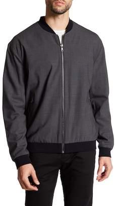 VINCE. Two-Tone Reversible Zip Jacket $495 thestylecure.com
