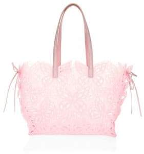 At Saks Fifth Avenue Sophia Webster Liara Jelly Tote