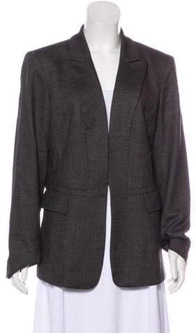 Lafayette 148 Wool Casual Blazer