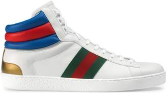 Gucci Ace high-top sneaker