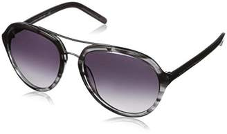 Elie Tahari Women's EL134 Aviator Sunglasses