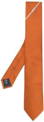Ermenegildo Zegna geometric pattern tie