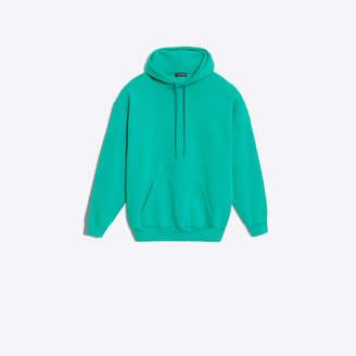 Balenciaga logo printed sweater