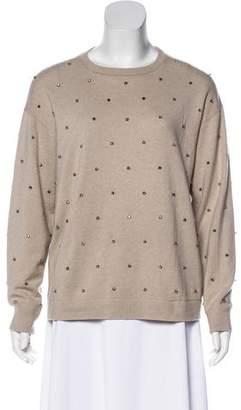 Brunello Cucinelli Cashmere Knit Sweatshirt