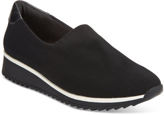 Impo Ruba Slip-On Casual Wedges $50 thestylecure.com
