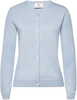 Herzensangelegenheit Cardigan in Silk and Cashmere