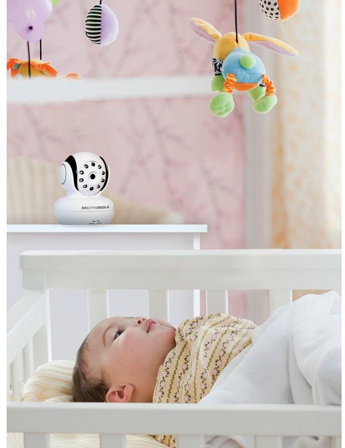 Motorola remote wireless video baby monitor
