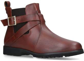 Carvela Robbie Leather Boots