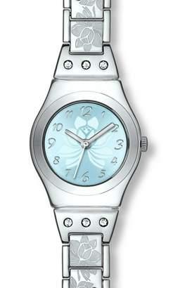 Swatch Ladies Flower Box Watch YSS222G