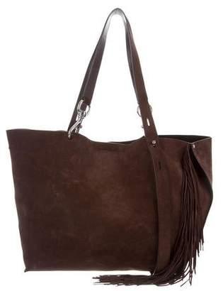 Rebecca Minkoff Suede Shoulder Bag