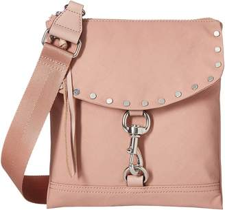 Rebecca Minkoff Nylon Flap Crossbody Cross Body Handbags