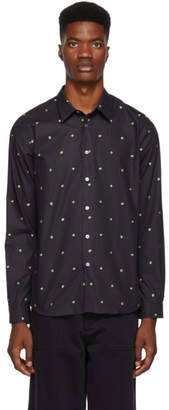 Paul Smith Black Tailored Fit Shirt