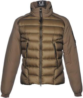 C.P. Company Down jackets - Item 41820487DQ