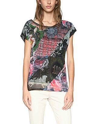 Desigual Women's Denes Short Sleeve t-Shirt