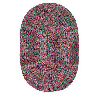 Colonial Mills Maxine Reversible Braided Oval Rug