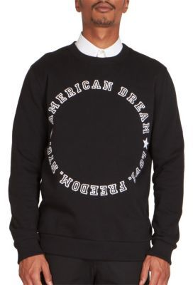 Givenchy American Dream Sweatshirt $745 thestylecure.com