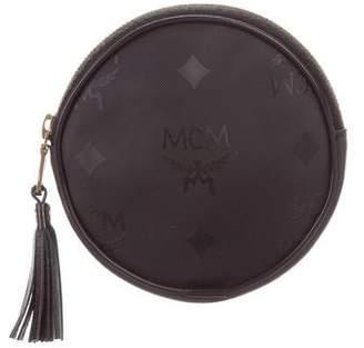 MCM Visetos Coin Pouch
