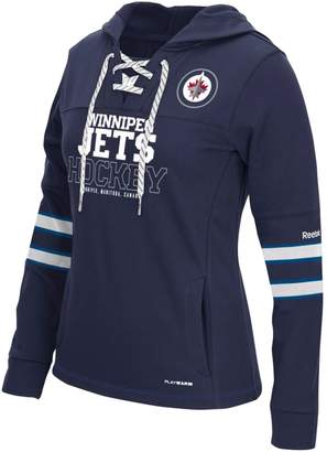 Reebok Winnipeg Jets PlayWarm Hoodie