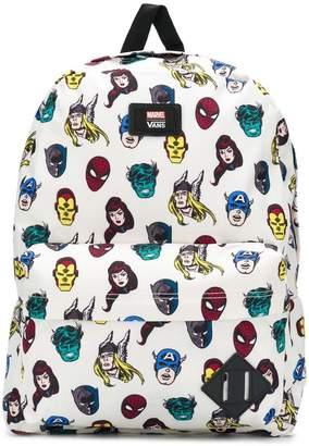 Vans X Marvel Avengers backpack