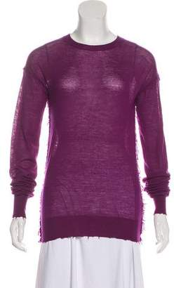 Helmut Lang Cashmere Knit Sweater 2 w/ Tags