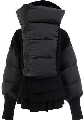 Undercover oversized padded coat