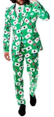 Opposuits Poker Face Suit