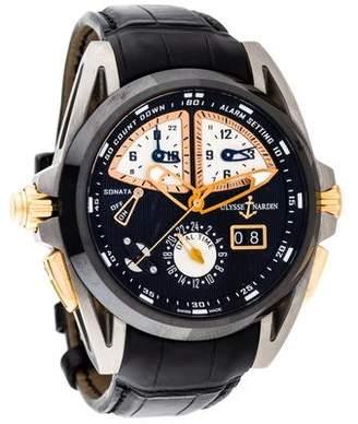 Ulysse Nardin Sonata Streamline Watch