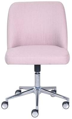 Elle Decor Maia Two-Tone Task Chair