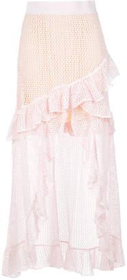 Cecilia Prado knitted maxi skirt