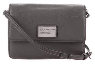 Marc by Marc Jacobs Grained Leather Mini Crossbody Bag
