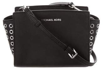 6523f7ad7e4aa3 Pre-Owned at TheRealReal · MICHAEL Michael Kors Small Leather Crossbody Bag