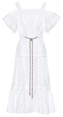 Peter Pilotto Cotton midi dress