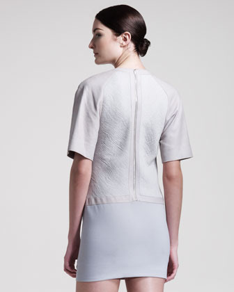Helmut Lang Form Suiting Dress
